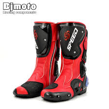 dirt bike motorcycle boots bjmoto men motorcycle boots motocross racing speed motorbike shoes