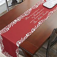 table runner table runners lace linen table runners bed bath beyond