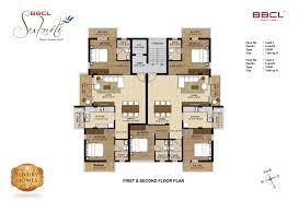 Floor Plan 2d Flats In Thyagaraya Nagar Flat Sale In Thyagaraya Nagar