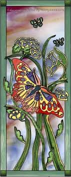 stained glass butterfly l cocconi l decorative window film 0 a top temp folder pinterest