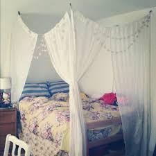 diy dorm canopy beds