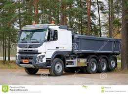 new volvo lorry volvo fmx x pro 540 construction truck editorial stock image