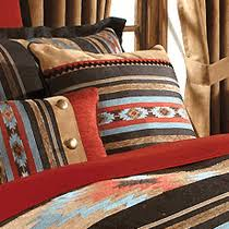 Southwestern Comforters Red River Southwestern Bedding Collection