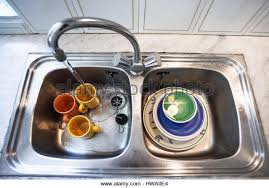 Dirty Cups Stock Photos  Dirty Cups Stock Images Alamy - Dirty kitchen sink