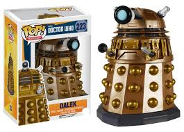 amazon com funko 4632 pop tv doctor who dalek action figure