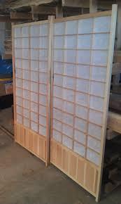 Shoji Screen Room Divider by Making Shoji Screen Room Dividers Granite Mountain Woodcraft