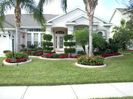 Amazingly Pretty Decorating Ideas For by Amazing Florida Landscaping Ideas For Front Of House Decoration