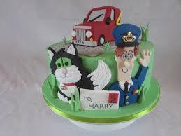 postman pat cat 15 cakes cakesdecor