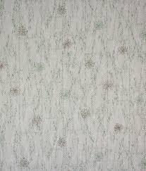 1950s vintage wallpaper retro starbursts on green wood grain plank
