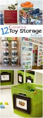 Diy Toy Storage Ideas 161 Best Storage Solutions Images On Pinterest Storage Ideas