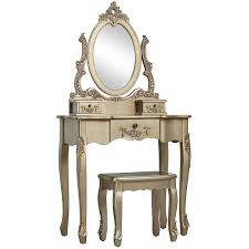 toulouse gold dressing table and stool dunelm bedroom ideas