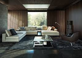minotti living room home decor color trends gallery and minotti