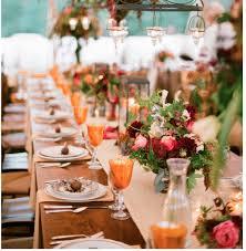 6 beautiful fall wedding table decor ideas