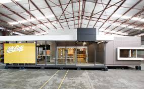Architectural Draftsperson Prefabricated Commercial Buildings Prebuilt Commercial