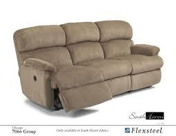 Flexsteel Chairs Flexsteel Reclining 7066 Chicago Sofa Group