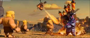 clash of clans novo comercial de clash of clans a lenda do último lava pup