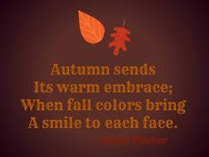 holiday poems autumn leaves holiday poems
