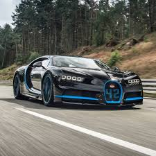 golden bugatti 2017 bugatti chiron sets world record for going from 0 to 249mph