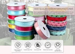 ribbon elastic xiamen flora ribbons and bows co ltd ribbons elastic