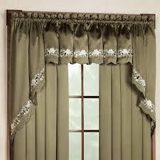 valencia embroidered window treatment