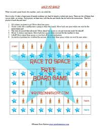 timeline worksheet may 27 1961 race to space board game