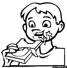 candy coloring pages sweet treats online coloring pages page 1