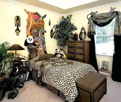 safari themed bedroom safari bedroom decorating extraordinary room decor jungle ideas
