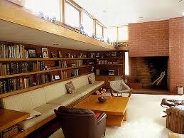 frank lloyd wright living room frank lloyd wright