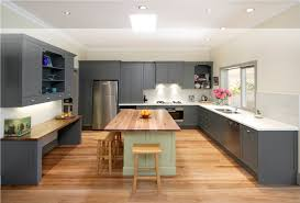 kitchen 16 modern grey kitchen cabinets to inspire you painted