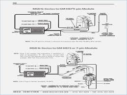 msd 6al wiring diagram hei msd hei distributor wiring diagram