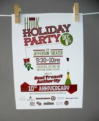 holiday party email free printable invitation design