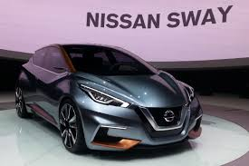 nissan micra price 2017 nissan sway concept hints at new micra supermini auto express