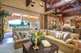 outdoor livingroom luxury indoor outdoor living room design in rancho santa fe