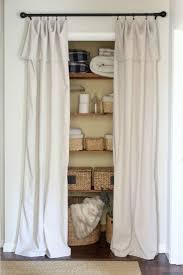 Cheap Closet Door Ideas 12 Best Closet Door Alternative Ideas Images On Pinterest