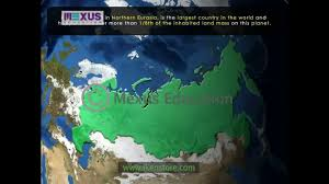 Russia Physical Map Physical Map by Russia History Location And Physical Features Youtube