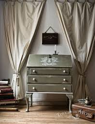 How To Make Furniture Shabby Chic by Antique Shabby Chic Bureau No 12 1930s Antiques Beautiful And We