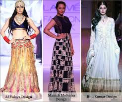 top designers india s top fashion designers and their favorite show stoppers
