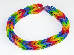 bracelet rainbow looms images Rainbow loom bracelets department of cultural affairs jpg
