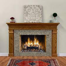 wooden fireplace mantels binhminh decoration