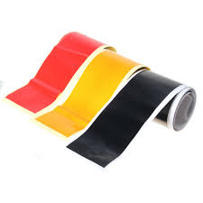 Black And Yellow Flag 2016 New 3pcs Lot New Red Yellow Black Car Pvc Sticker Germany