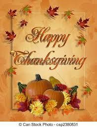 happy thanksgiving clip clip icon stock