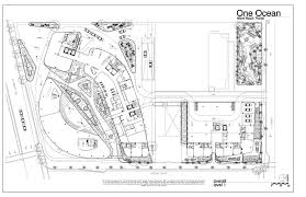 floor plan agreement one ocean urbis real estate
