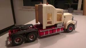 kenworth models australia auslowe kenworth t909 on the workbench big rigs model cars