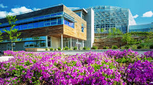 center for sustainable landscapes one of the greenest buildings