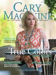 cary magazine may 2016 by cary magazine issuu