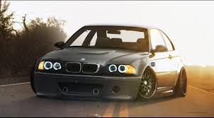 bmw m3 stanced vwvortex com another tribute to the e46 m3