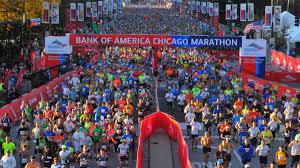 Chicago Marathon Map Chicago Marathon Photos Jen Hill Photo