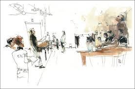 4th international urban sketching symposium drawing people in