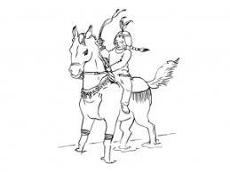 cheval dans le vent b2448 coloriages de chevaux et poneys