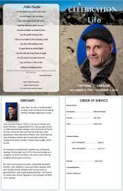 Invitational Cards Funeral Invitation Card Template Belcantofour
